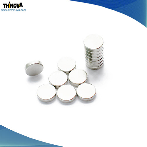 High Quality Various Shapes Permanent NdFeB Magnet for Alternator/DC Motor/Wind Turbine