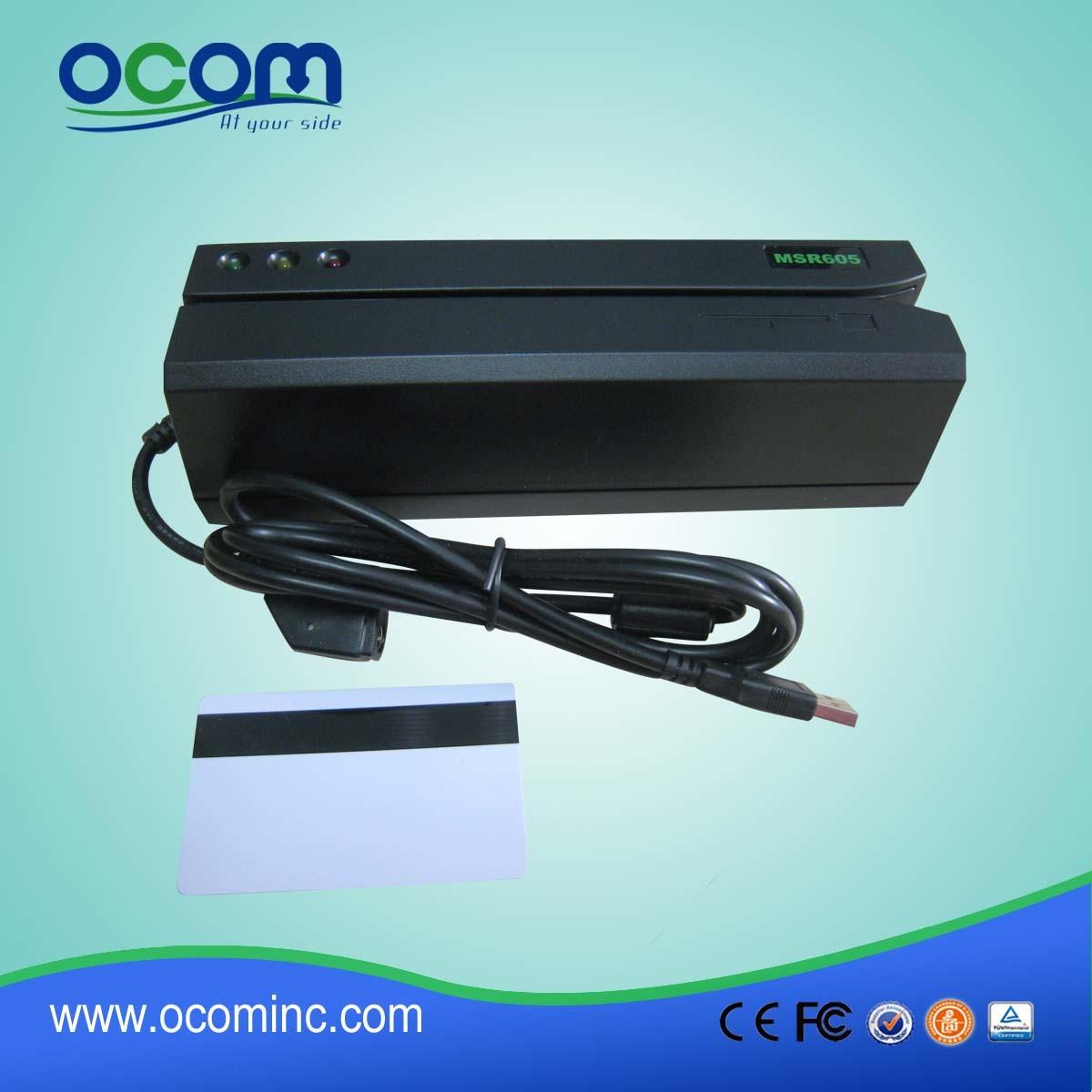 Msr605 RS-232 USB Msr Magnetic Card Reader & Writer