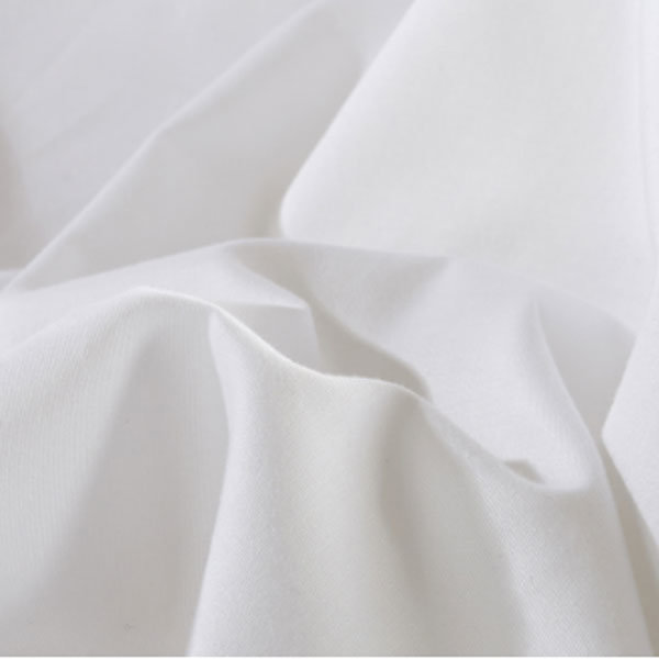 Cotton 200tc Plain White Hotel Duvet Cover Set/Hotel Bedding Set