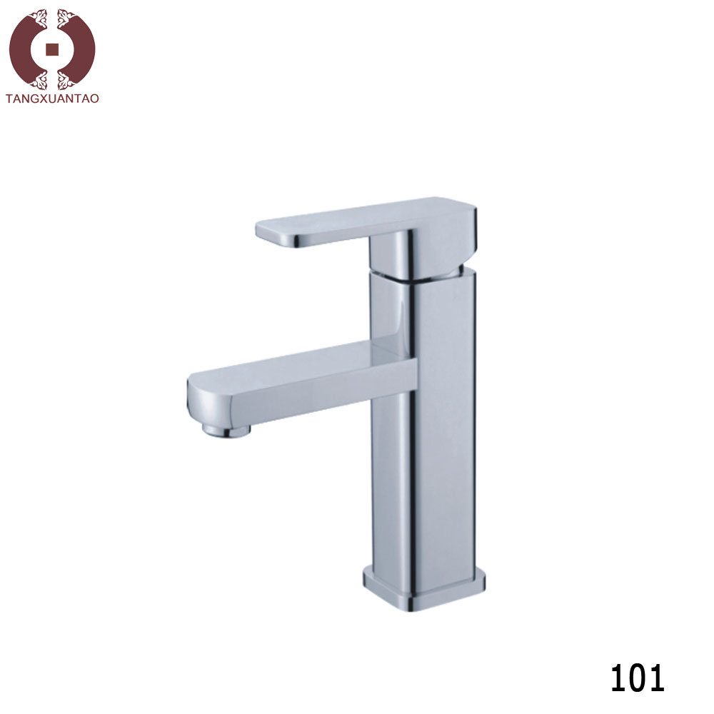 Sanitary Ware Hardware Bathroom Faucet (101)