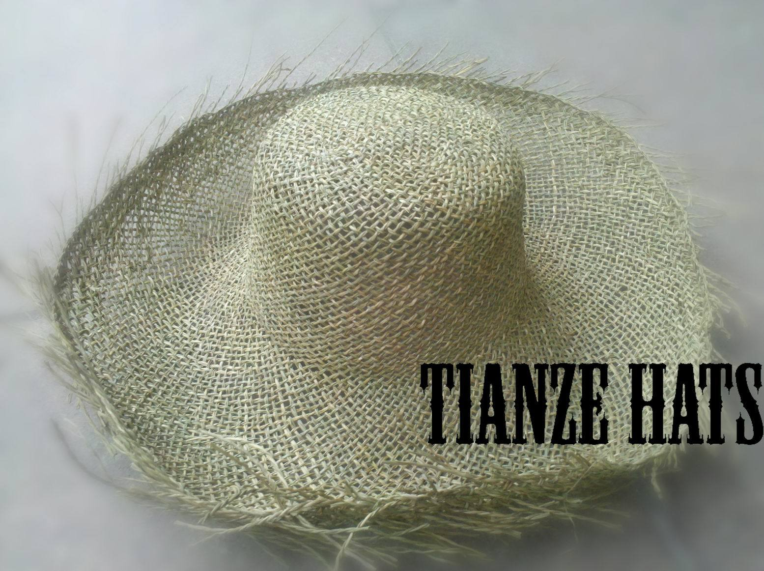 Twist Seagrass Hat Body