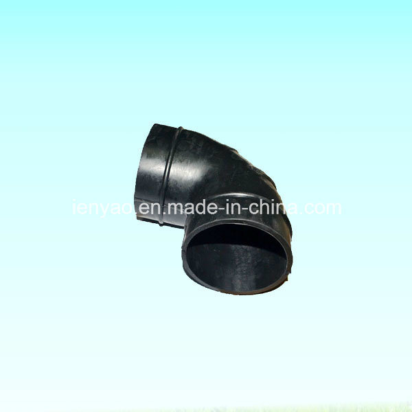 Rubber Flexible Elbow Connection Rod Rotary Air Screw Compressor Parts