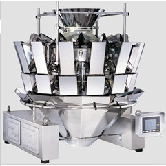 Large Size Automatic Vertical Packing Machine with Multi-Head Weigher