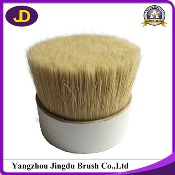 Synthetic Filament Mixed Natural White Bristle