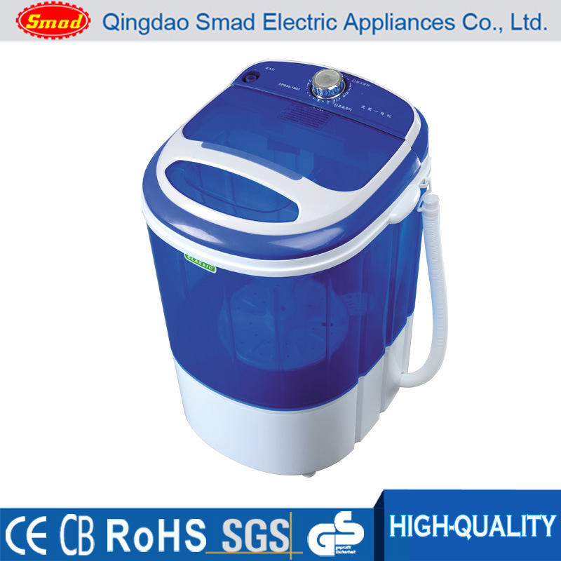Single Tub Popular Mini Clothes Washing Machine Xpb30-8A