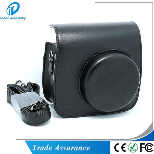 Fujifilm Instax Camera PU Leather Mini8 Plus Bag Case