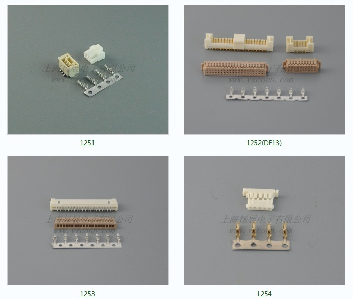 Wire to Wire/Board Connectors