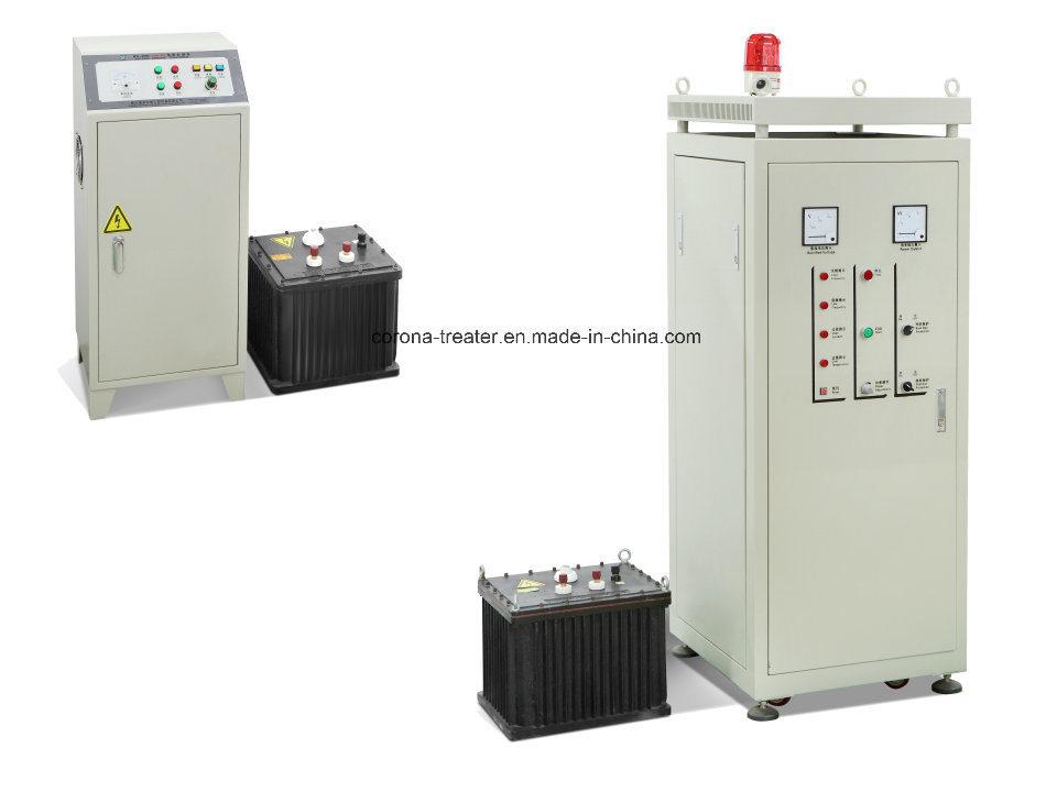 Lateral Downdraught Cylinder Type Corona Processing Frame Corona Station (HW-LF600)