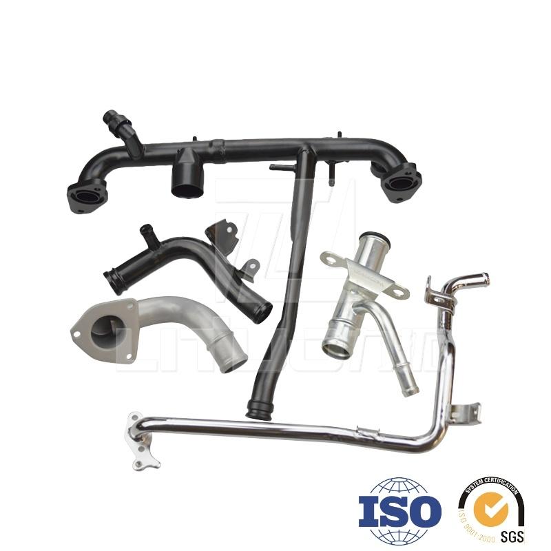 Auto Parts Fluid Connector Engine Coolant Pipe Line