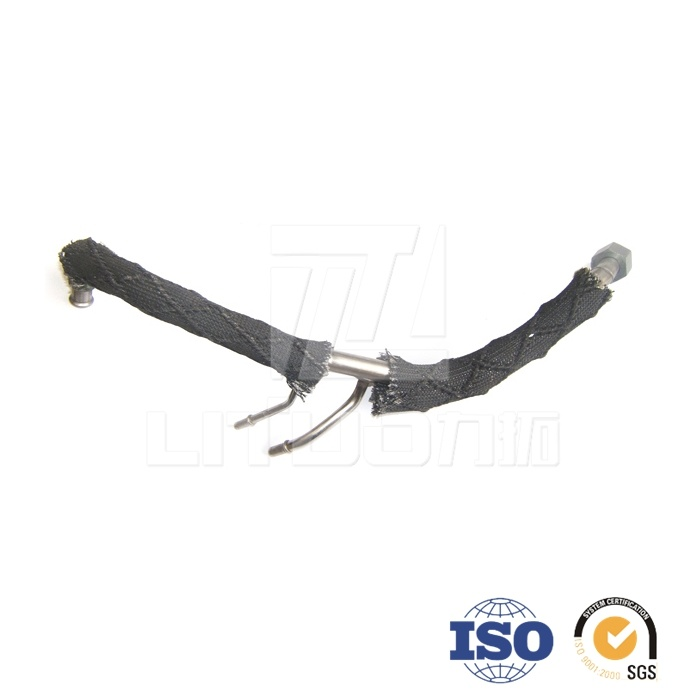 Auto Parts Fluid Connector Engine Coolant Pipe Line