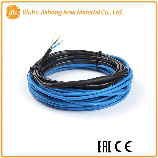 Heating Cable in Screed Underfloor Heating System in Concrete Electric Underfloor Heating System