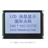 FSTN 122X32 Green Background LCD Panel