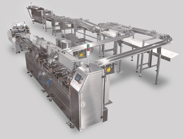 Automation System After Baking
