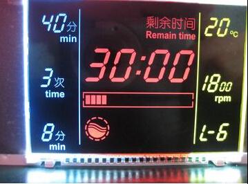Va Graphic LCD Module Used in Washing Machine