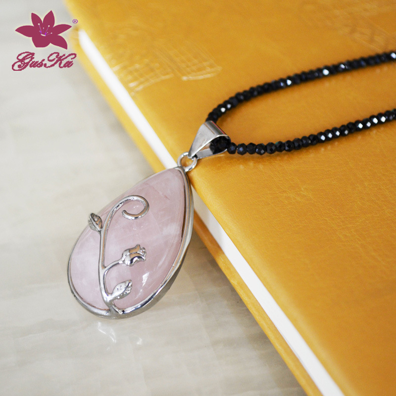 Wholesale New Design Fashion Beaded Necklace Gus-Fsnp-016