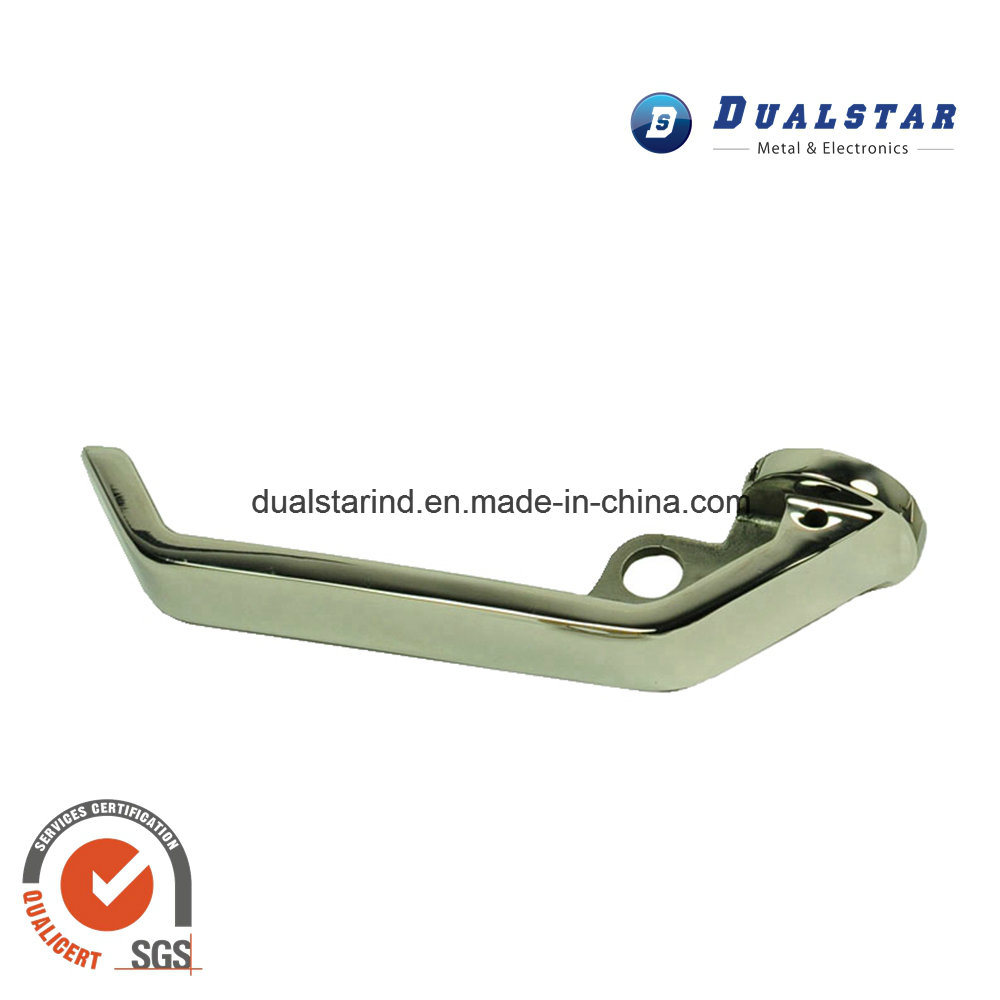 Stainless Steel Handle Casting with Mirror Grade Polish