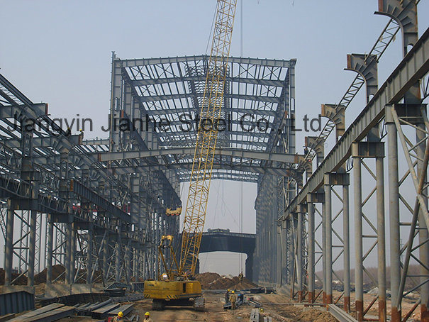Steel Structural Projects/Steel Building