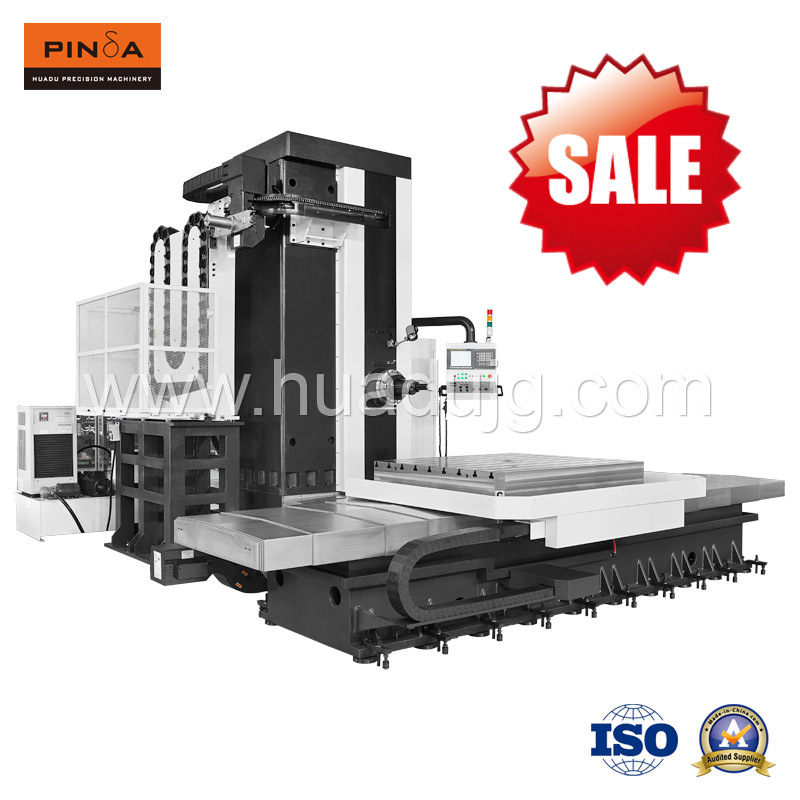 Hot! ! ! Sale! ! ! Five Axis Horizontal Boring and Milling Machine Center for Promotion