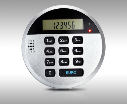 LCD Safe Lock / Digital Lock (SJ887-3)
