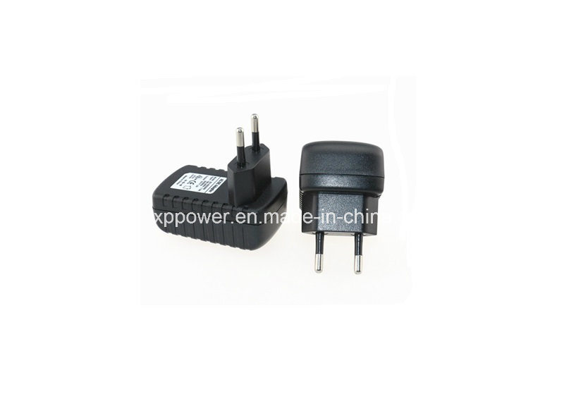 Wall Mounted Switching Power Adapter with CE UL RoHS TUV