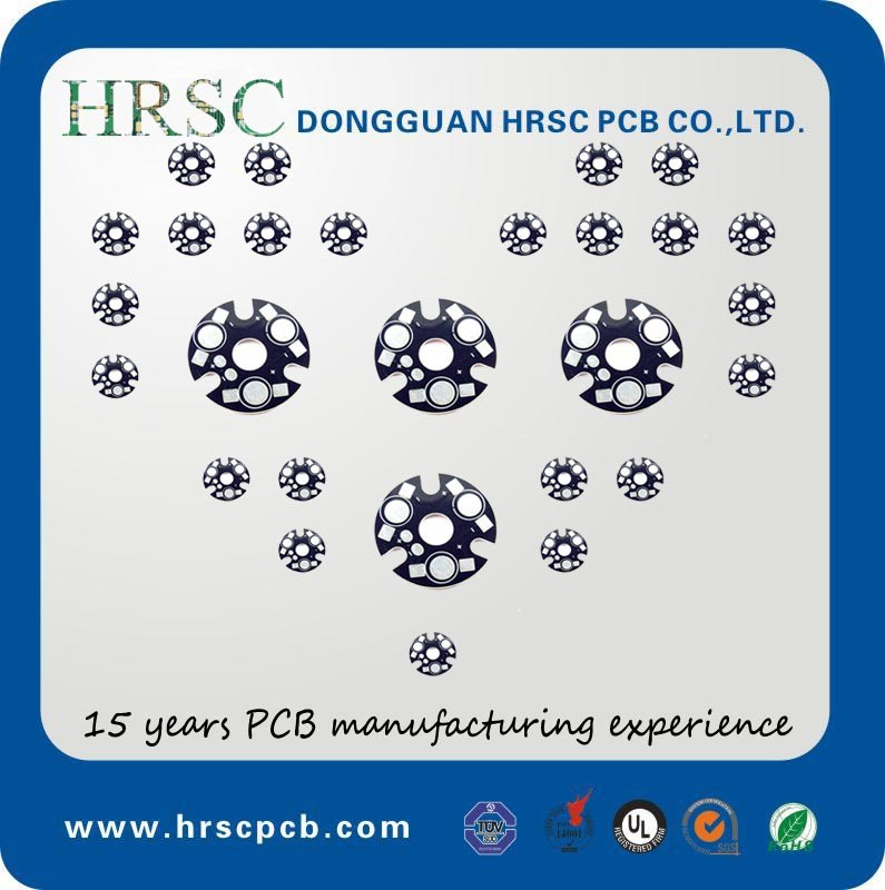 LED Lighting PCB for The S&P 500 Company, ODM&OEM LED Bulb PCB