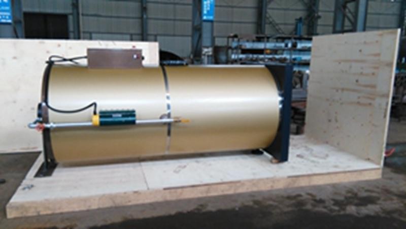 Oil or Gas Fired Steam Boiler for Industry