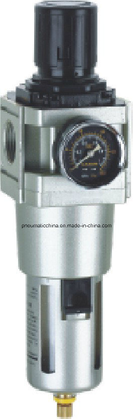 Filter Regulator Aw Series Aw1000-Aw5000 Air Source Treatment Unit