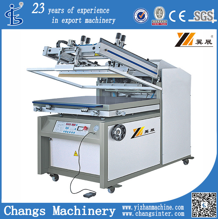 Flat Screen Printing Machine (SERIGRAPHY)