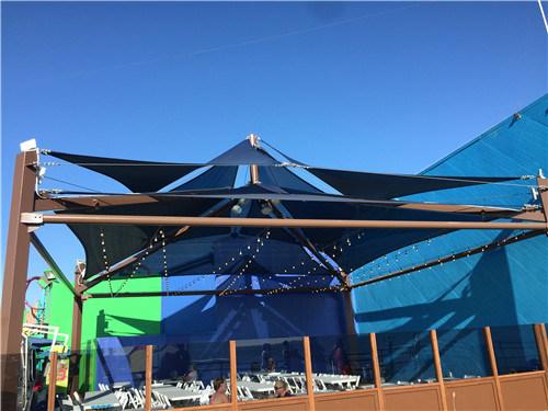 PVC Mesh Shade Mesh Tent Mesh Cover Sunshade Mesh