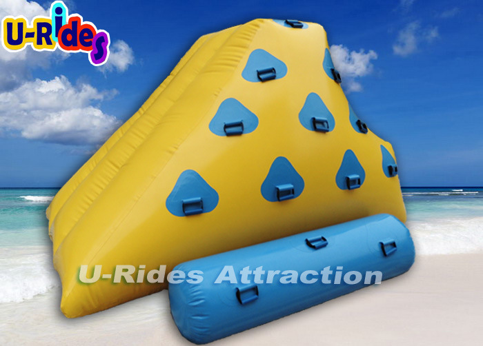 4.2m Inflatable Climbing Wall for Water Park