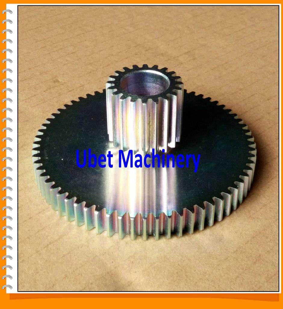 Customized Double Spur Gear