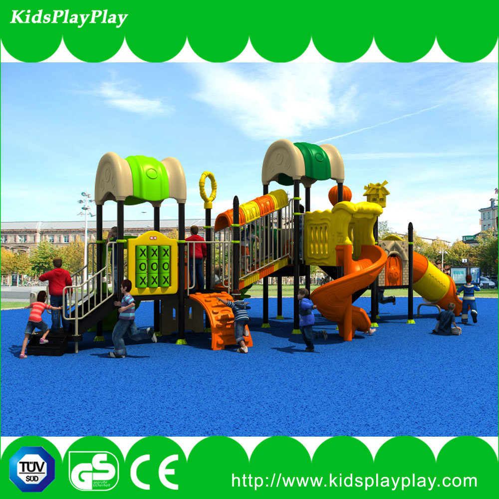 Ce Standard Funny Kids Outdoor Playground Equipment for Sale (KP16-085A)