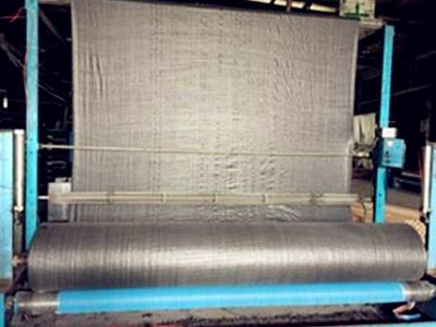 PP Split/Slit Film Yarn Woven Construction Material Geotextile (SF520)