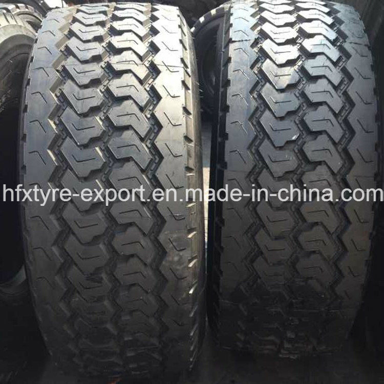 TBR Tire 425/65r22.5 445/65r22.5 Heavy Duty Truck Tire, Radial Tire