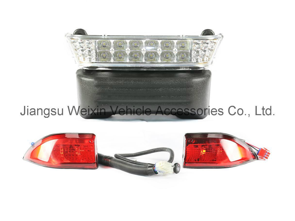 "Electric Club Car Precedent 04""-up LED Basic Light Kit"