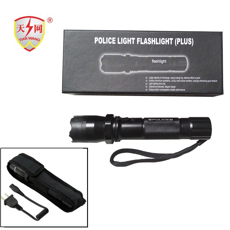 1101 High Power Strong Tactical Flashlight Stun Guns