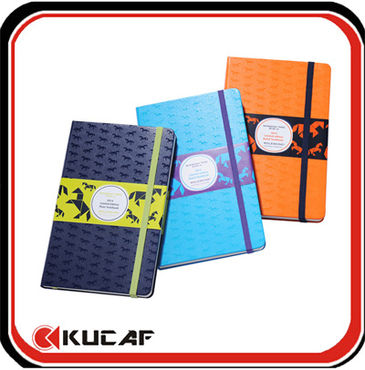 Colorful Paper Notebook Soft Cover Note Book Printing