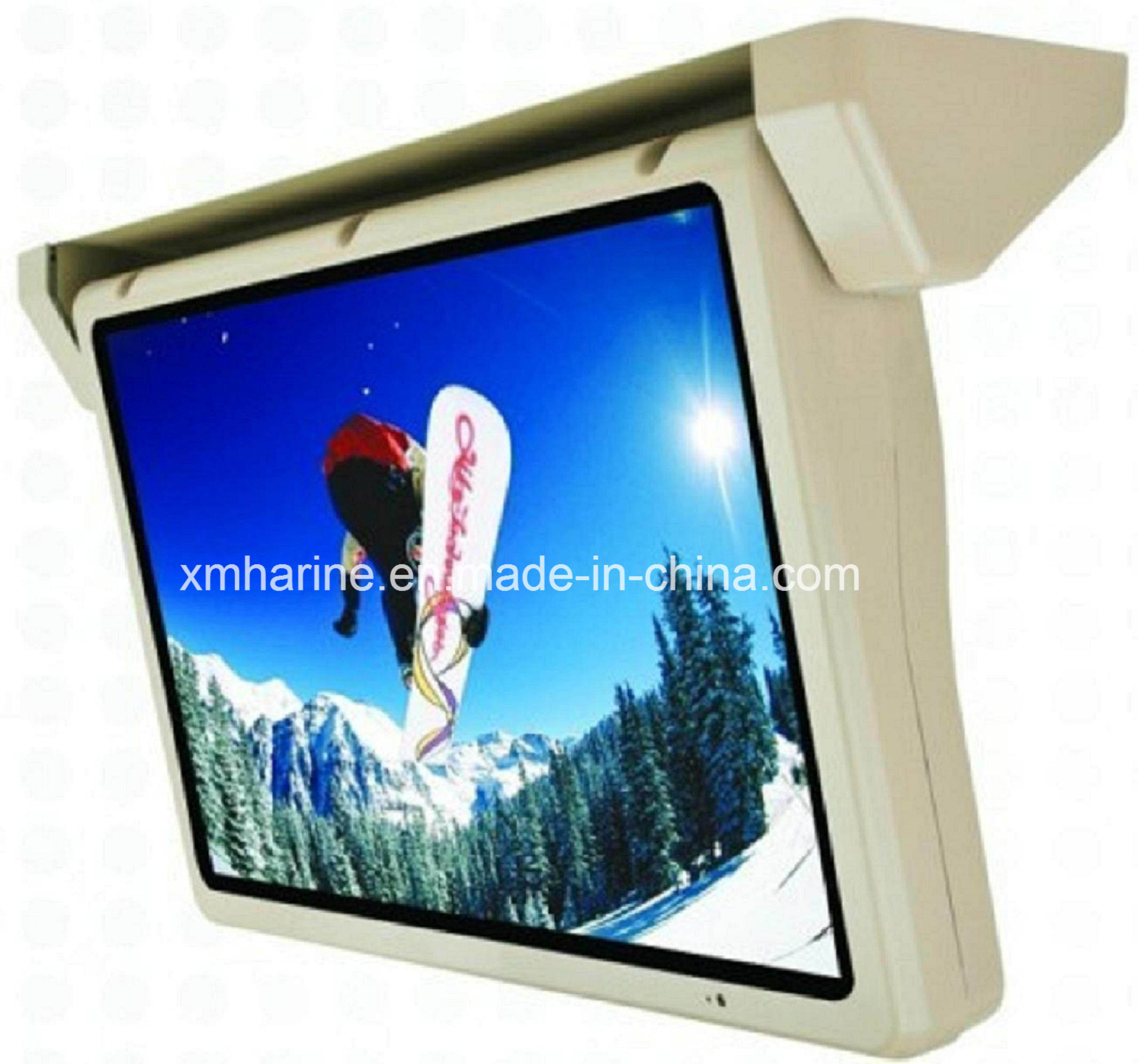 18.5 Inches TFT LCD Color TV Display Bus/Car Monitor
