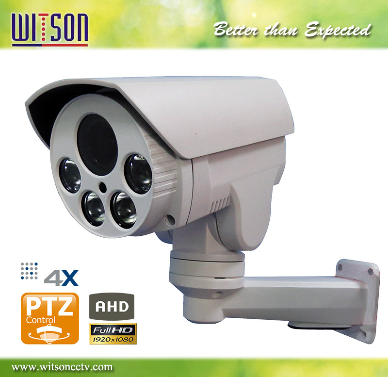 960p 1080P HD CCTV Ahd PTZ Waterproof Zoom Camera