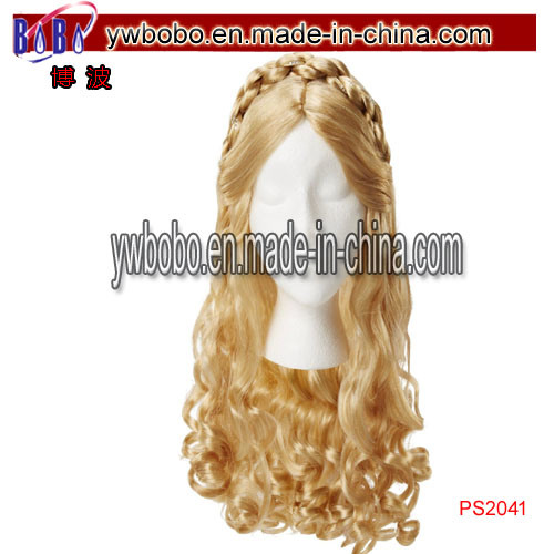 Party Items Halloween Costumes Afro Party Wig (C3044)