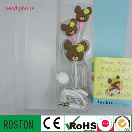 Fashion Cartoon Headphone