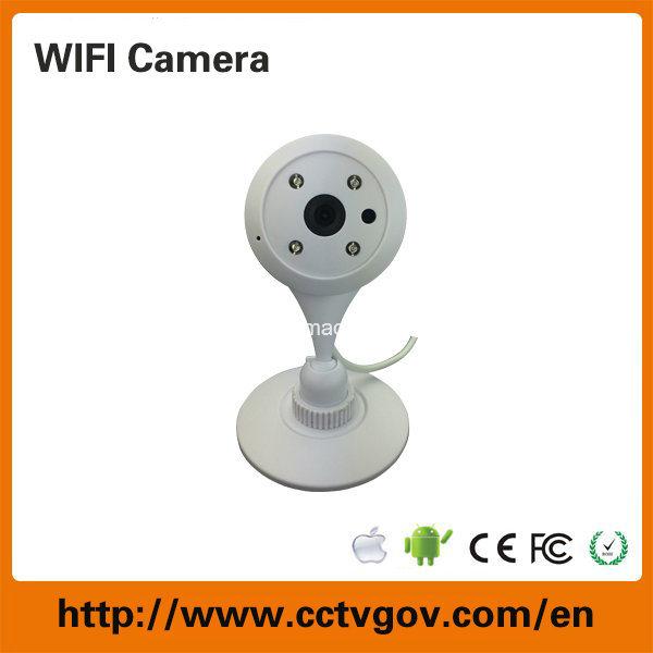 Shenzhen Infrared Mini 0.4MP IP Camera