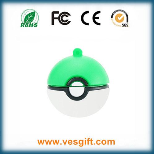 Crazy Hot Pokemon Model USB Flash Drive Poke Ball