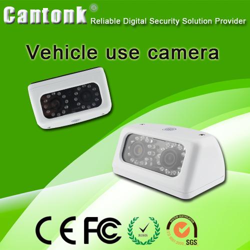 Mini 720tvl CCD Vandalproof Security Analog Vehicle Car Camera (CKCEA811)