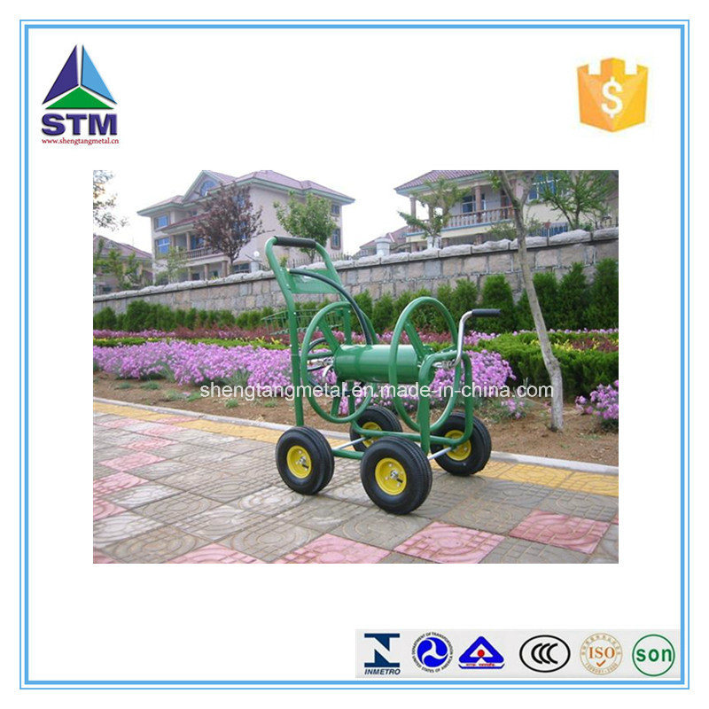 Garden Tools Leader Cheap Rolling Hose Cart with Great Price