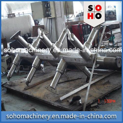 High Efficiency Vacuum Rake Type Dryer