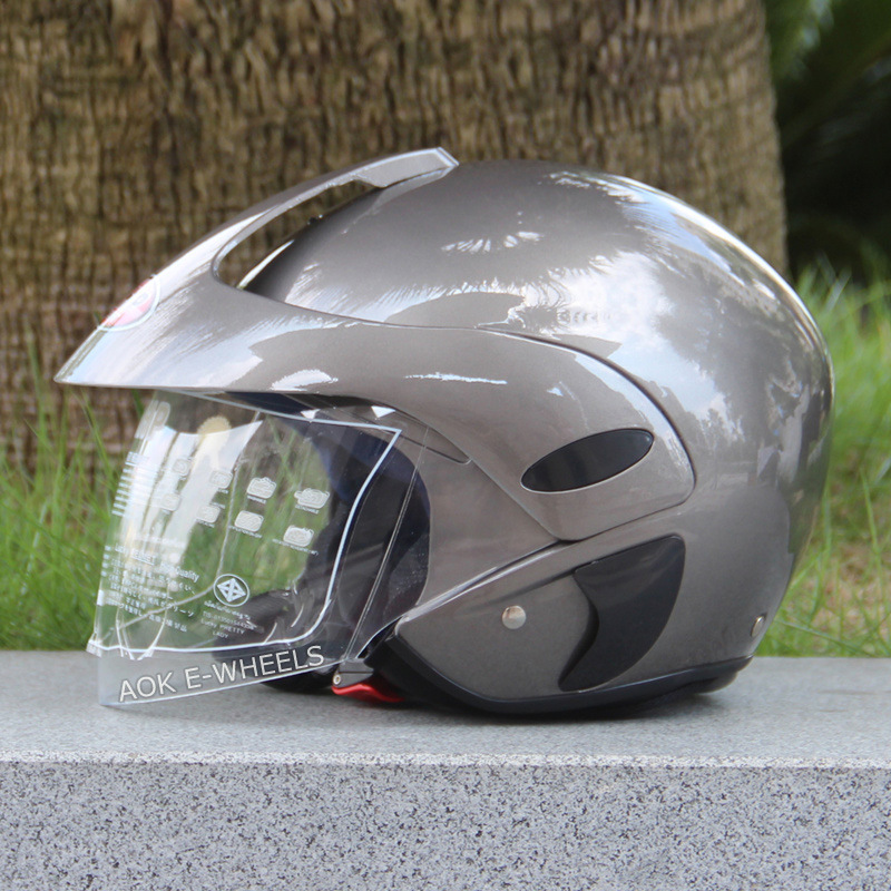 Nice Design Half Face ABS Helmet with DOT CE Approved (MH-002)