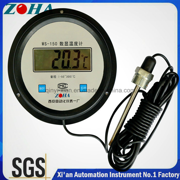 Digital Thermometer with Imported Thermal Components