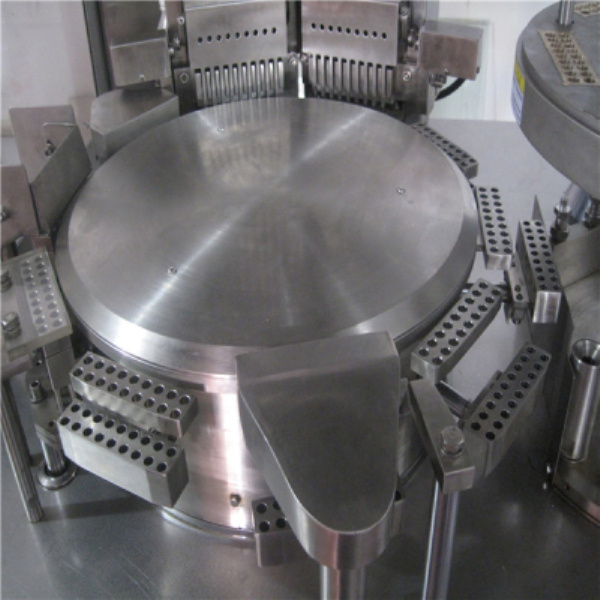 Pharmaceutical Manufactur Latest Technology 0 Capsule Filling Machine