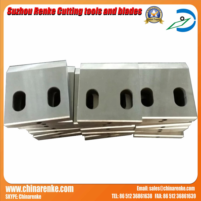 Long Shear Cutting Blade for Steel Plate